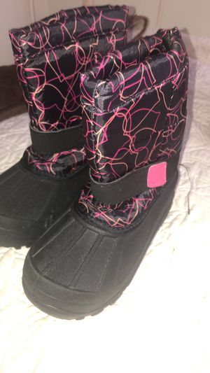 Girls Snow Boots - Size 13 for Sale in Summerville, SC