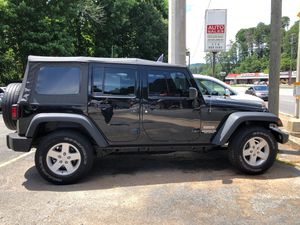 2016 Jeep Wrangler Unlimited for Sale in Cumming, GA