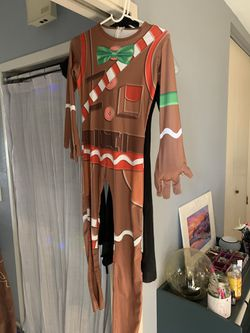 Fortnight candy man candy land man suit for Sale in Bonny Doon,  CA