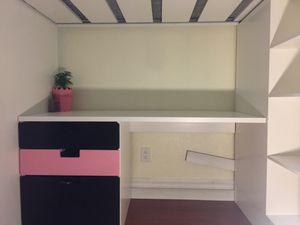 IKEA bed and desk for Sale in Sacramento, CA