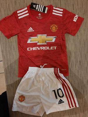 Manchester United Home 20/21 Jersey for Sale in Tucson, AZ