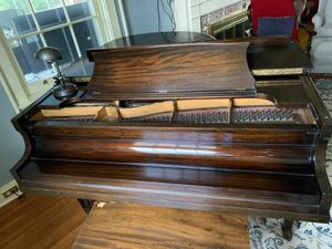 Bond 1928 baby grand piano for Sale in Stevens, PA