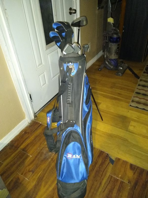 RAM Golf Club Set with Bag