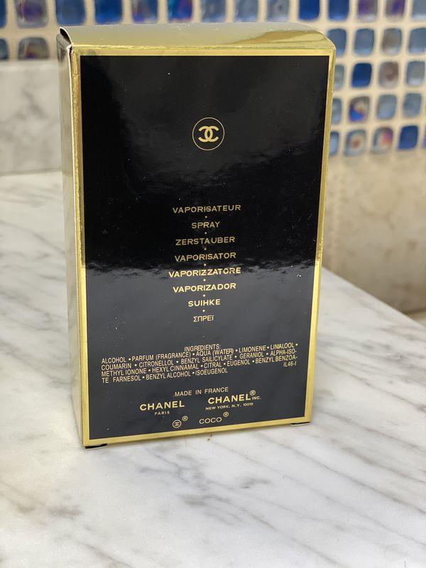 Coco Chanel Noir Women's Perfume