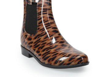 Leopard Print Rain Boots for Sale in Santa Maria,  CA