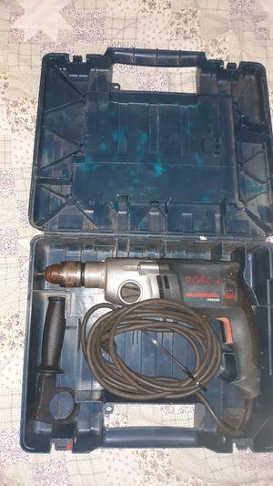BOSCH HAMMER DRILL 1199VSR for Sale in Greer, SC