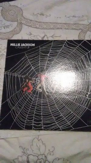 "Vinyl Millie Jackson ""Caught Up"" for Sale in Camden, AL"