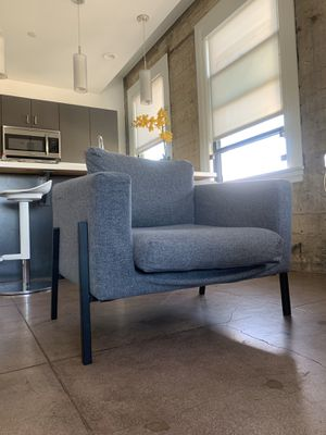 TWO Gray Armchairs for Sale in Los Angeles, CA