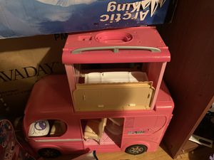 Barbie pop up camper for Sale in Queens, NY