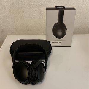 Bose Bluetooth Quiet Comfort 35 II for Sale in Katy, TX