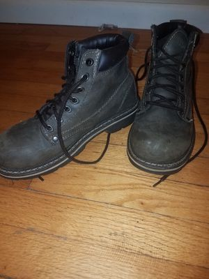 winter/work boots for Sale in Milwaukee, WI