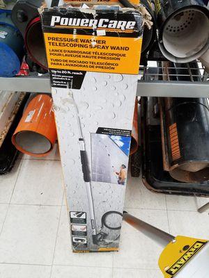 Powercare Pressure Washer for Sale in Detroit, MI