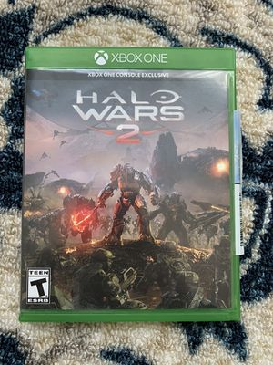 Halo Wars 2 Xbox for Sale in Chantilly, VA