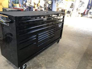 """72"""" Snap-on On tool chest BRAND NEW with Power Drawer for Sale in Pembroke Pines, FL"""