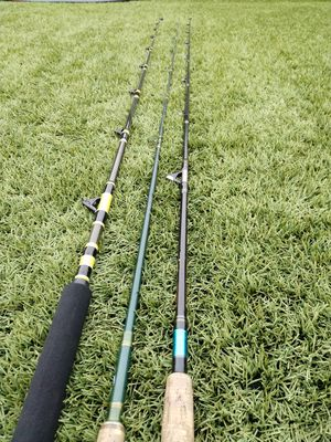 Fishing rods for Sale in Port Orchard, WA