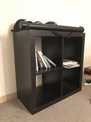 Ikea Lack Bookshelf, Coffee Table and End Tables for Sale in Seattle, WA