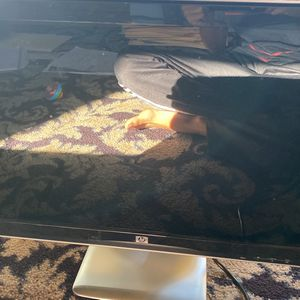 Hp Monitor With Power Cable for Sale in Lathrop, CA