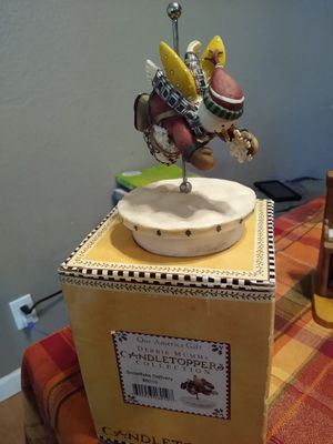 Debbie Mummy candle topper for Sale in Fontana, CA