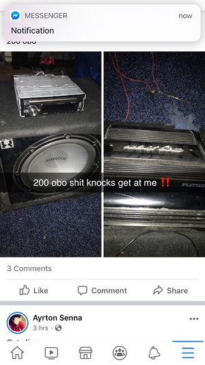 Subwoofer for Sale in Binghamton, NY