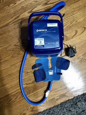 Breg Polar Care Cube Cold Therapy System - Almost New!!! for Sale in Chicago, IL