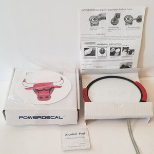 CHICAGO BULLS NBA Sports Crate LIGHT UP POWERDECAL for Sale in Milton, PA