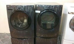 Kenmore Elite washer and dryer set for Sale in Fort Washington, MD