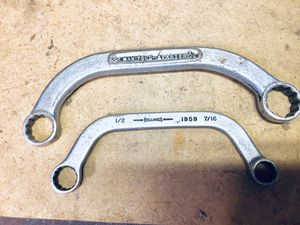 Vintage Manifold/Starter Wrenches for Sale in Mount Holly, NJ