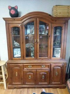 China hutch for Sale in Sioux Falls, SD