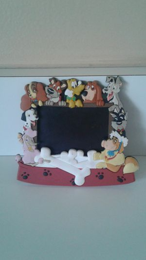 Disney Parks Exclusive I Love My Dog Magnet Frame for Sale in Homewood, IL