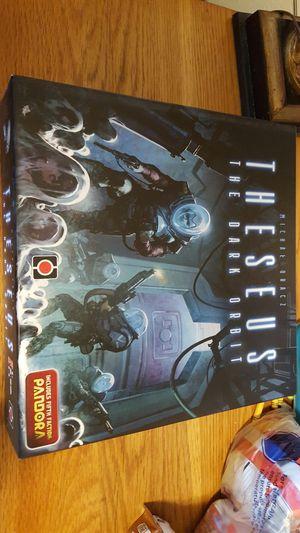 Thesis the Dark Orbit Board Game for Sale in Grand Prairie, TX
