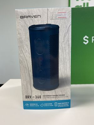 Braven waterproof speaker for Sale in Green Bay, WI