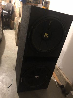 Speaker for Sale in Washington, DC