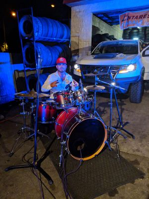 PDP Drum Set for Sale in Hermosa Beach, CA