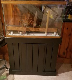 Fish tank stand only for Sale in Pittsburgh, PA