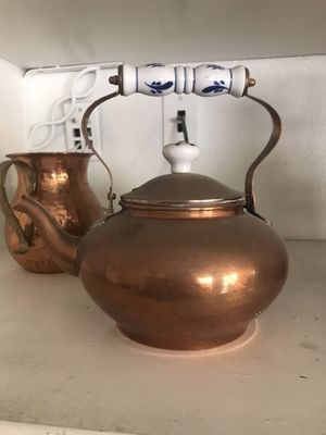 Antique teapot for Sale in Canyon Lake, CA