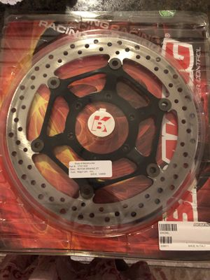 Braking Rotor Braking ST, Part #1710-1433, Motorcycle Parts for Sale in Mentor, OH