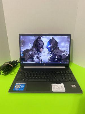 HP laptop , Intel i5-10th gen-256GB SSD, 15 inch , 8GB of Ram ,Windows 10, Microsoft office installed ! for Sale in Arlington, TX