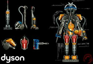 DYSON VACUUM FOR SALE:) DC07 , DC17, DC40 and DC39 for Sale in San Leandro, CA