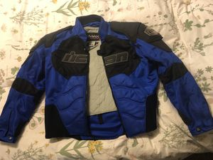 Icon extra large motorcycle jacket for Sale in Banning, CA