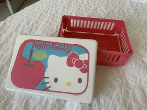 Hello Kitty collapsible box for Sale in Lakewood, CA