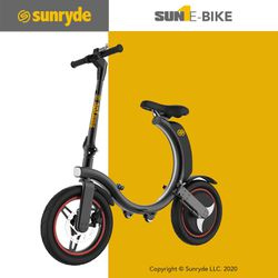 Sunryde SUN-1 Foldable E-Bike for Sale in Los Angeles,  CA