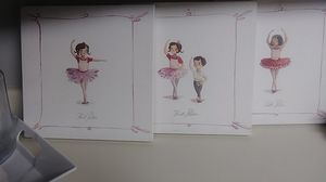 3rd 4th and 5th position ballet paintings for Sale in Anchorage, AK