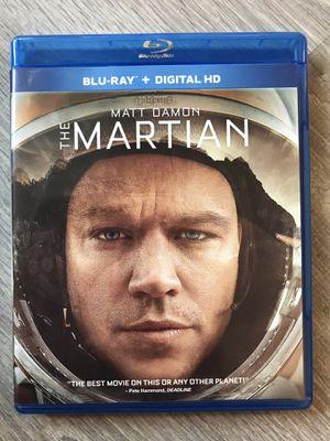 The Martian Blu Ray for Sale in Bremerton, WA