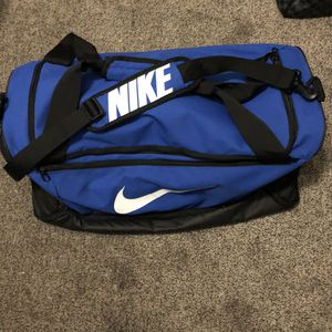 Blue Nike Duffle Bag for Sale in Los Angeles, CA