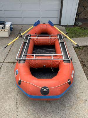 13' Riken pioneer whitewater raft! for Sale in Nine Mile Falls, WA