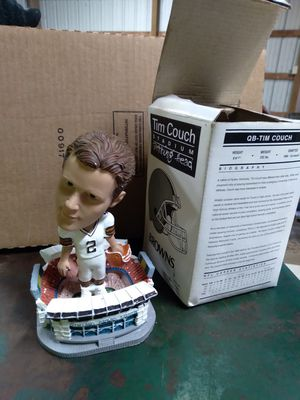 Tim Couch bobblehead for Sale in Navarre, OH