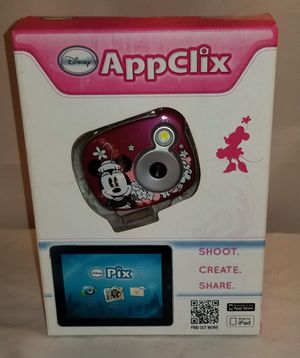 Kids digital Disney camera for Sale in Union Grove, AL