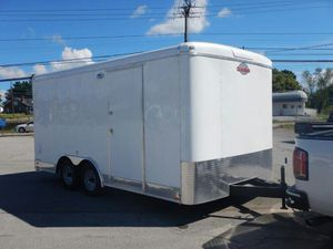 for sale 7X16 ENCLOSED TRAILER for Sale in Chicago, IL