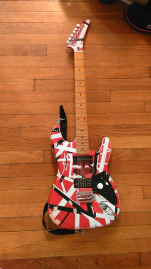 Van Halen Electric Guitar for Sale in Waterbury, CT