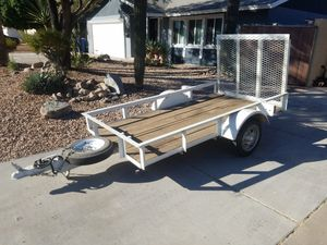 Utility Trailer - 4' X 8' for Sale in Tempe, AZ